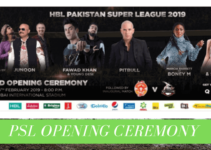 psl 2020 opening ceremony